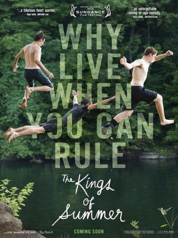 Короли лета (2013) онлайн