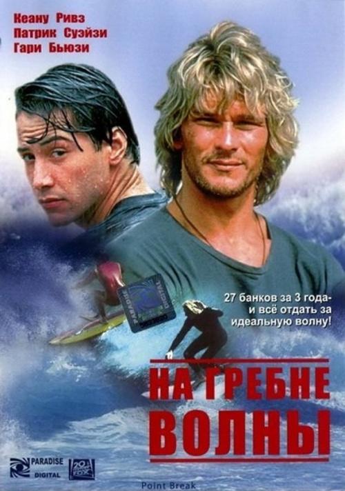 На гребне волны (1991) онлайн
