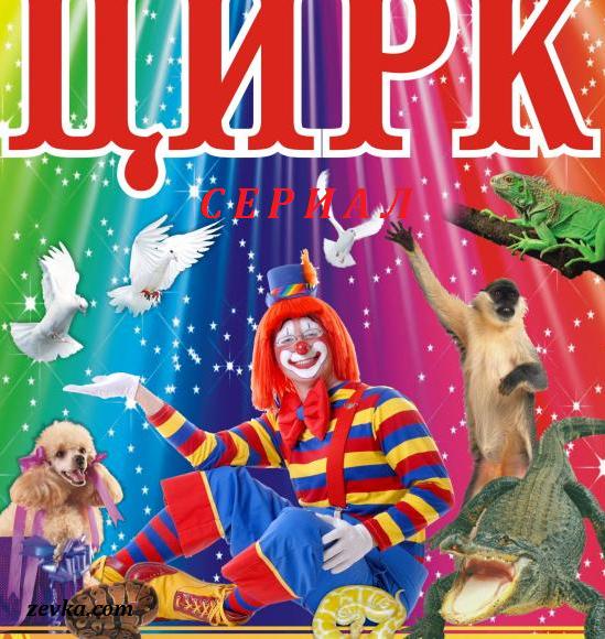 Цирк (2016) онлайн