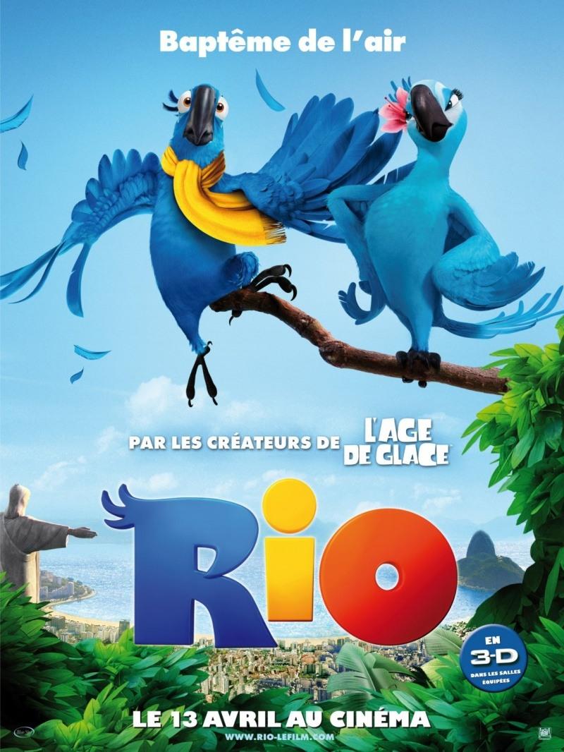 Рио 3 онлайн