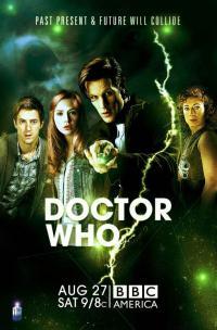 Доктор Кто 9 сезон (2015) онлайн
