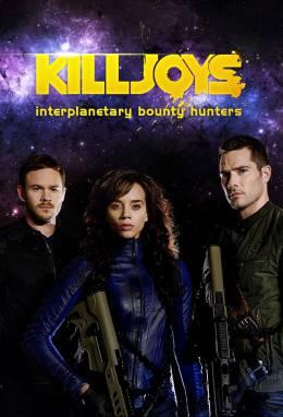 Киллджойс 1 сезон (2015) онлайн