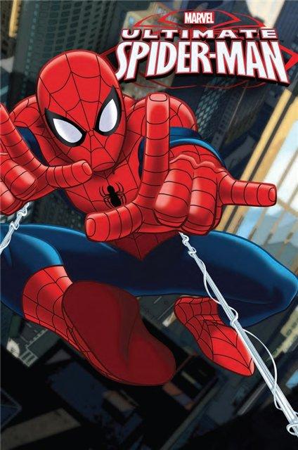 Великий Человек-паук 4 сезон (2016) онлайн