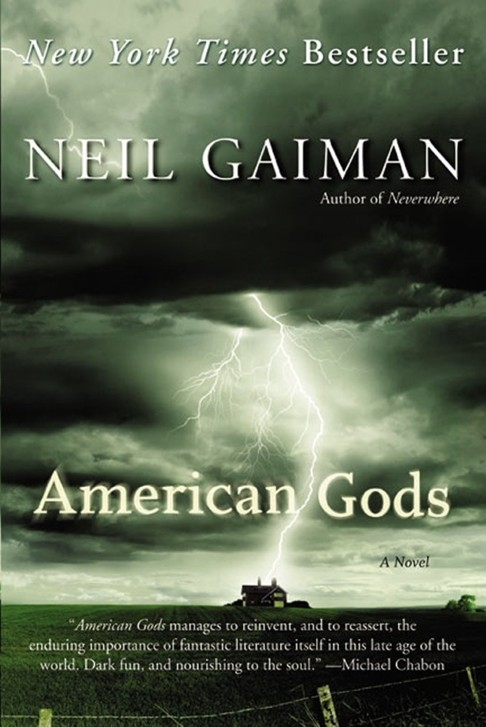 Американские боги (2016) онлайн